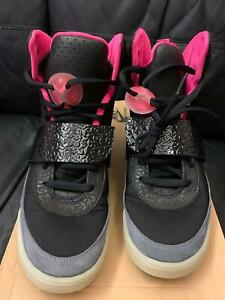 77c4043c11f669 Image is loading Nike-Air-Yeezy-1-Black-Pink-BLINK-US-