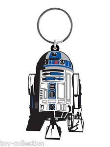 R2-D2-Droid-Star-Wars-Gummi-Schlusselanhanger-rubber-keychain