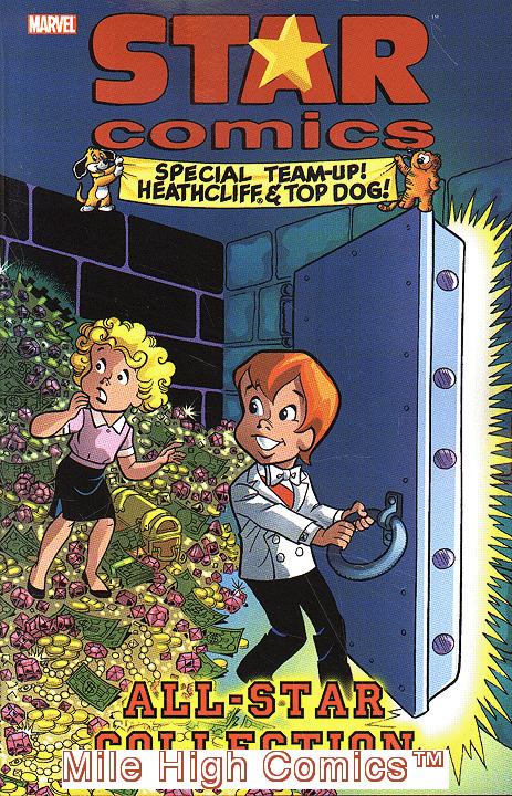 STAR COMICS: ALL-STAR COLLECTION TPB (2009 Series) #3 Near Mint