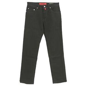 PIERRE-CARDIN-Herren-Jeans-Hose-DEAUVILLE-Straight-Stretch-black-schwarz-22849