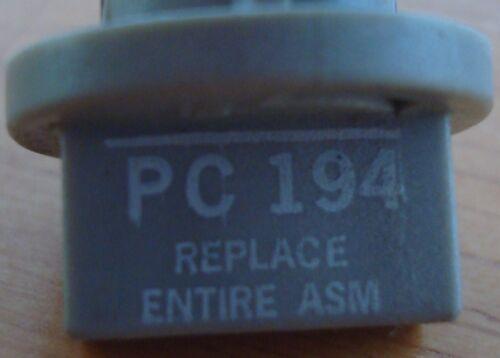 2 USED GENUINE JAGUAR XJS 92 93 94 95 96 INSTRUMENT CLUSTER BULB DAC6477