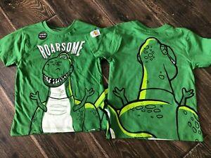 Primark Garçons DISNEY TOY STORY 4 Dino T-shirt BNWT tous âges...