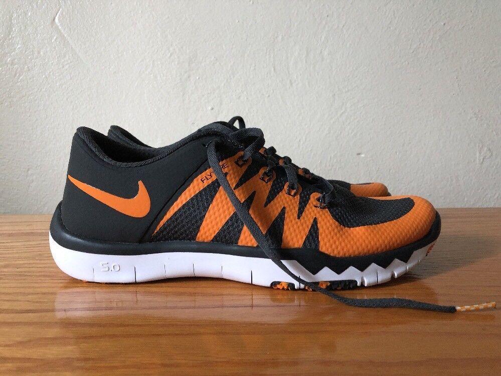 NEW Nike Free Trainer 5.0 V6 AMP Tennessee Volunteers 723939 004 Men's SZ 7