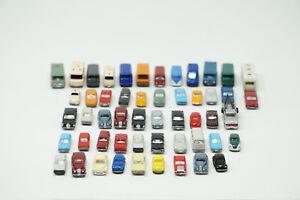 51-Autos-Spur-N-Kunststoff