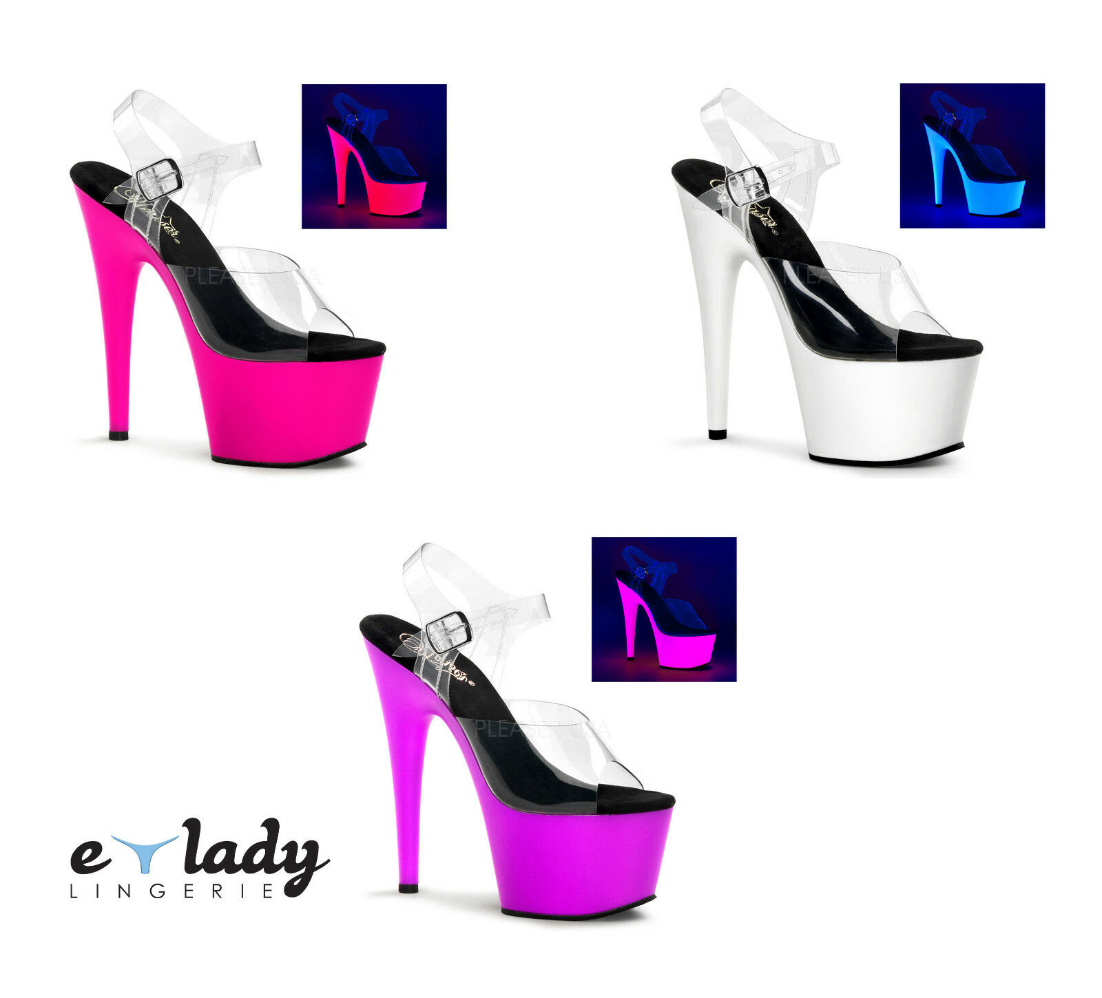 sports shoes d4fda 1707d PLEASER PLEASER PLEASER PLEASER PLEASER ADORE 708uv Scarpe 81c1fc 32dc8c