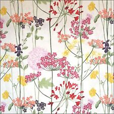 Multi Flower Power Cotton Fabric Dear Stella By The Half Metre