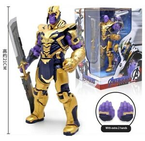 8-034-Armor-Thanos-Action-Figure-Toy-Model-With-Sword-Avengers-Endgame-Collection