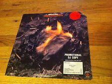 Stereo PYE 12113 Record Album Promo BRIAN FRIEL Ashes & Matchsticks Vinyl RARE