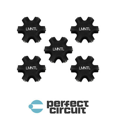 LMNTL 3.5 mm Eurorack Modular Synth Patch Cable Hub SPLITTER SINGLE RED