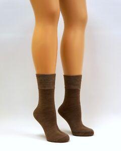 ac87971dd77b3 Womens Warm Soft Camel Wool Fluff Socks for Cold Weather Winter ...