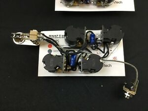 Peachy Ultimate Sg Jimmy Page Wiring Harness Kit For Gibson Or Epiphone Sg Wiring Digital Resources Instshebarightsorg