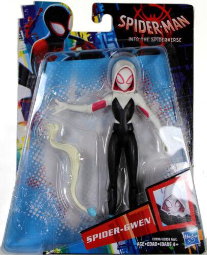 """Spider-Man GHOST SPIDER Into the Spider-Verse ~ 6/"""" SPIDER-GWEN ACTION FIGURE"""