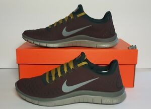 Details about NIKE FREE 3.0 V4 WOMEN'S NEWBOX MULTIPLE SIZES 543746 203 RARE!!