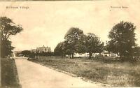 HOLKHAM(Norfolk) : Holkham Village-VALENTINE'S