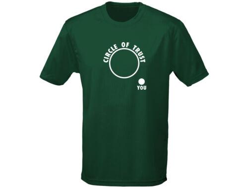 Circle of Trust FUNNY soddisfano i genitori da Uomo T-shirt 12 colori