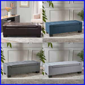Fantastic Details About No Tax Noble House Ravello Storage Bench Free Shipping Alphanode Cool Chair Designs And Ideas Alphanodeonline