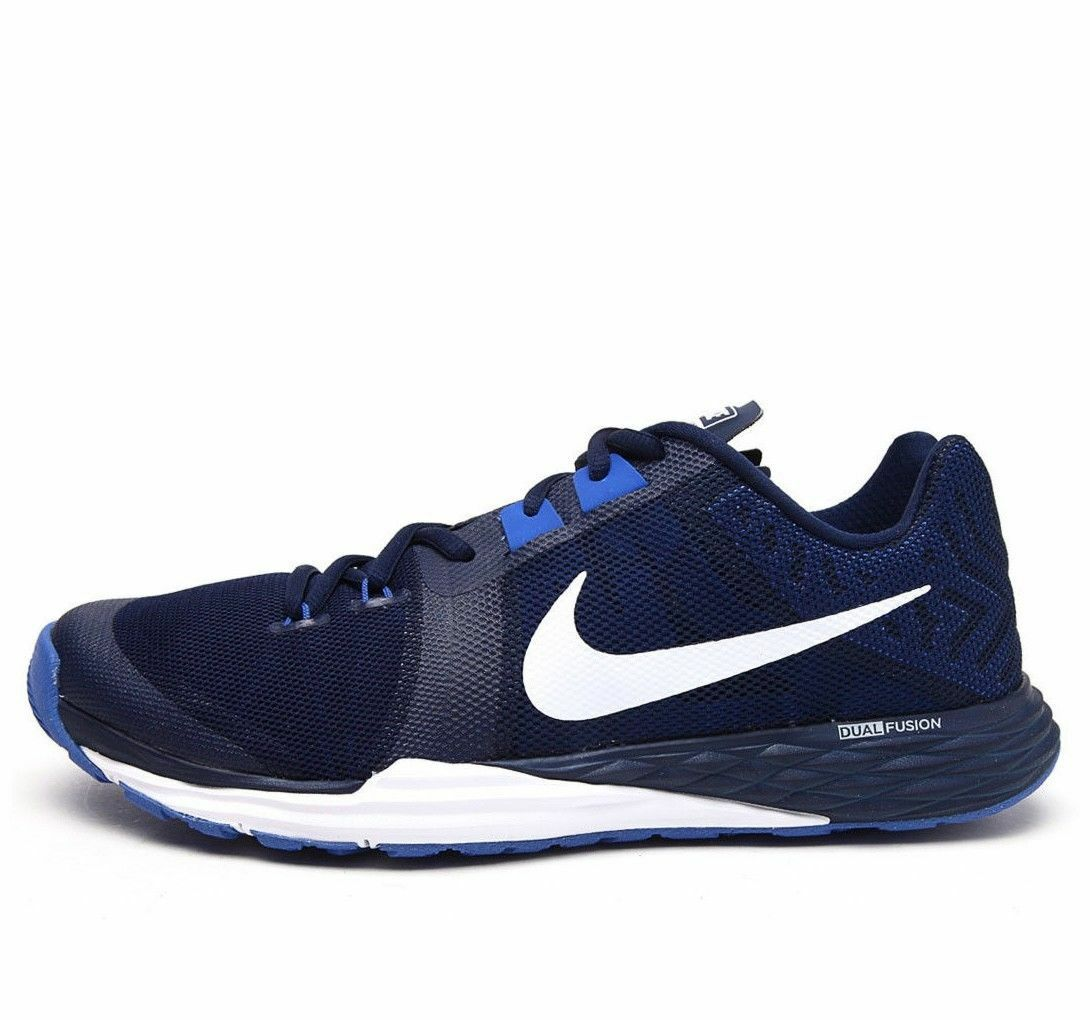 Hombre primer Nike tren binario de primer Hombre plancha DF zapatos blanco azul 832219 404 dcc480