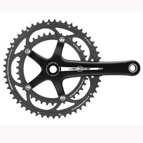 Campagnolo Veloce Power Torque 10 Speed Chainset - RRP .99