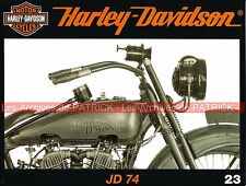 HARLEY DAVIDSON 1200 JD 74 1921 Custom Mania Speed Racer Usines YORK KANSAS CITY