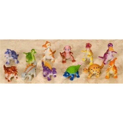 Junior Jungle Dino-Un fourni-Aléatoire dinosaure figurine