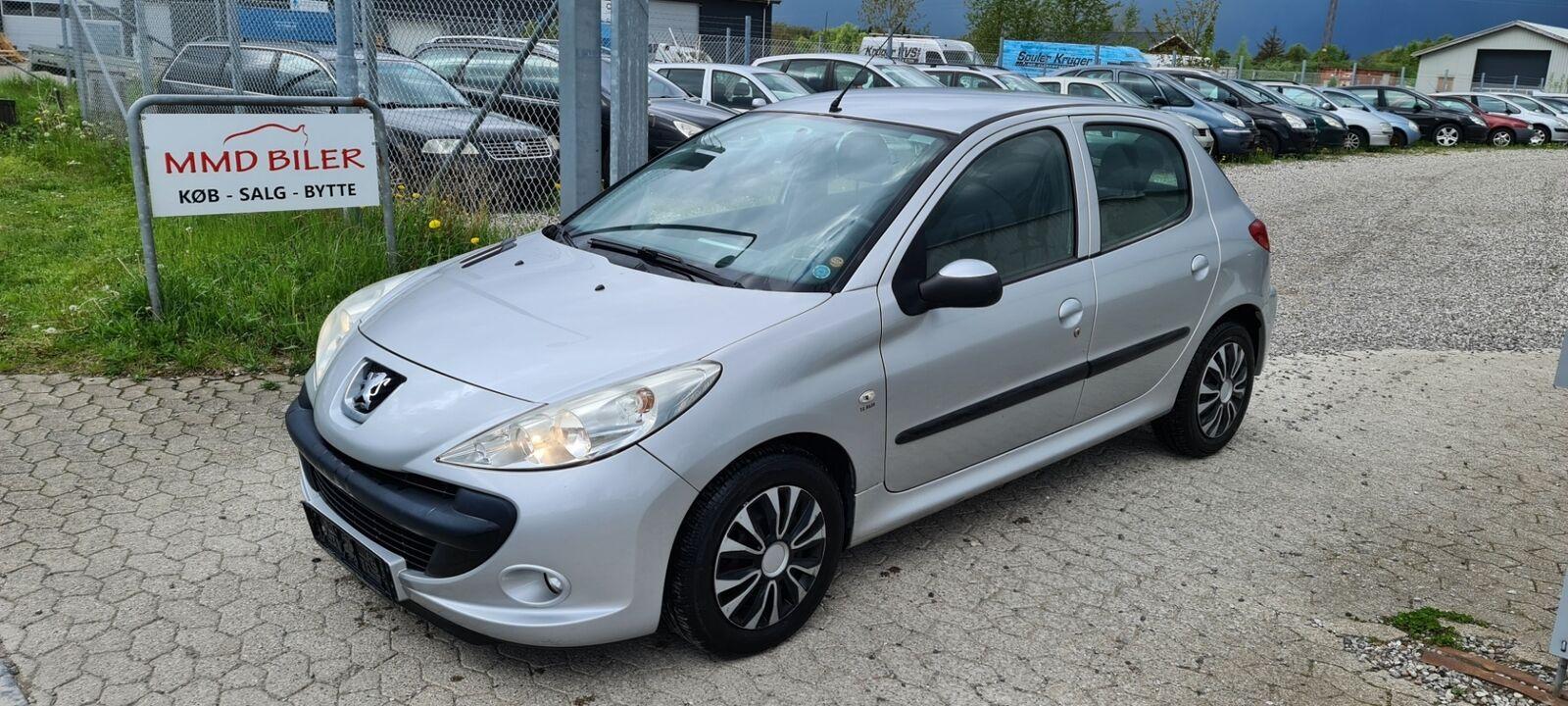 Peugeot 206+ 1,4 HDi 70 Comfort 5d - 29.900 kr.