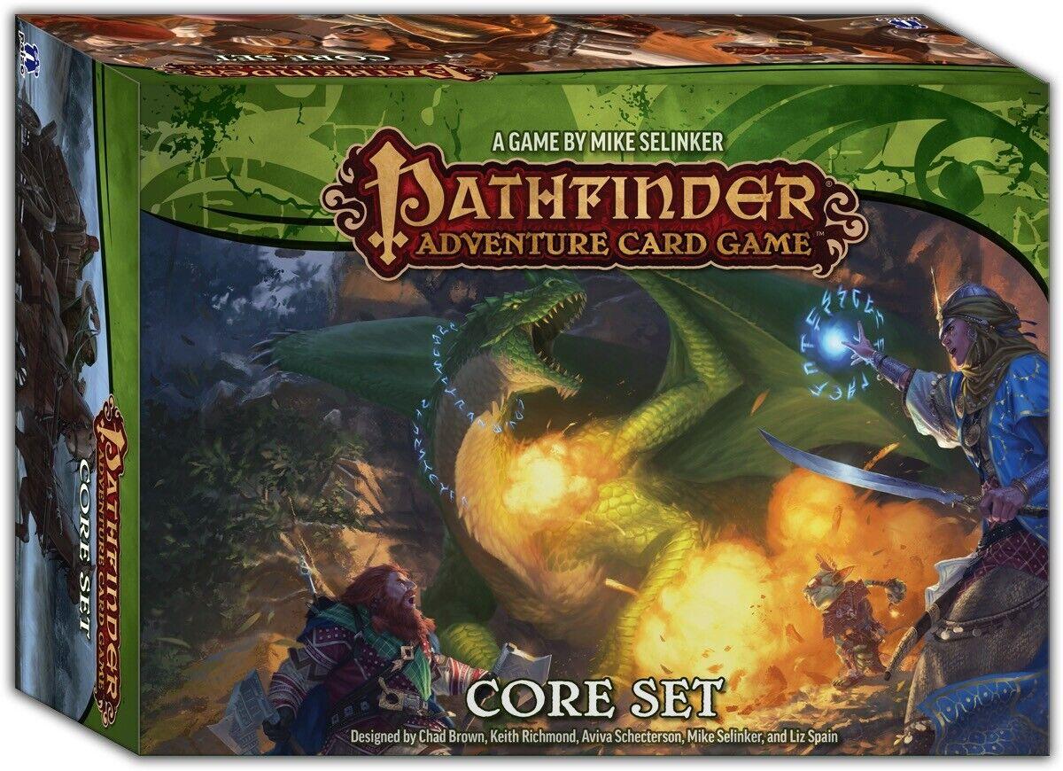Pathfinder Card Game 2 Pathfinder Adventure Card Game  Core Set Second Edition