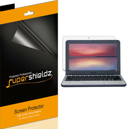 C100PA 3X Supershieldz Clear Screen Protector for ASUS Chromebook Flip 10.1