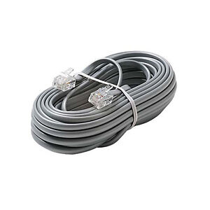Eagle-7-039-FT-Data-Cord-Cable-Silver-Satin-4-Conductor-Processing-Communication
