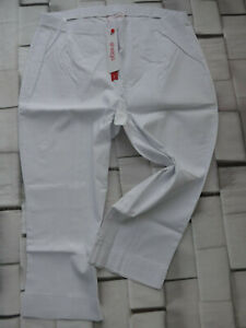 Sheego-Bengalin-Trousers-Cloth-Pants-Stretch-Elastic-in-Waistband-Size-40-to-48