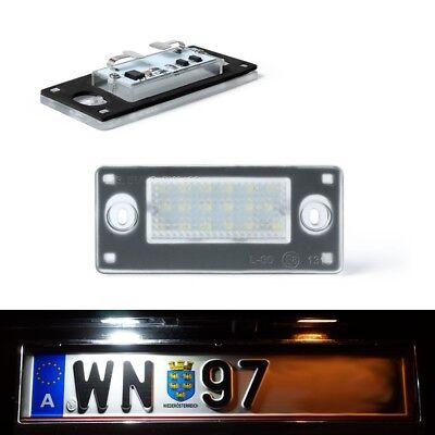LED Kennzeichenbeleuchtung Kennzeichenleuchte Audi A3 8L A4 B5 alle Facelift C13