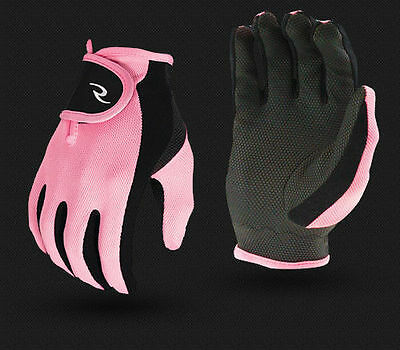 Radians Ladies Shooting Gloves Women Pink/Black Hunting Range Targets RDSG16