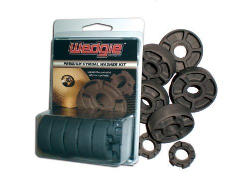 Wedgie WCW001 Premium Cymbal Washer 7pcs Kit Single Packa