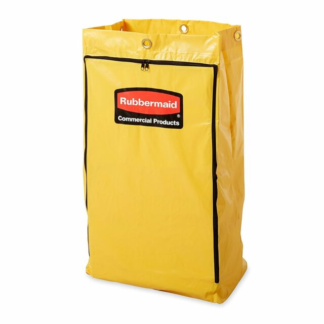 Rubbermaid Commercial  6183 Vinyl Replacement Bag with Zipper