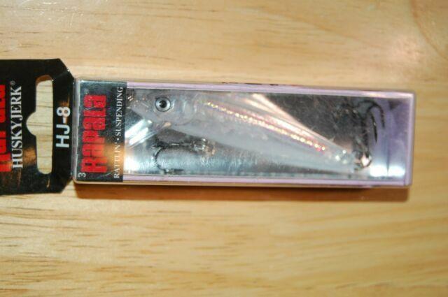 HJ-8 RAPALA HJ8 GMN Glass Minnow New in Box