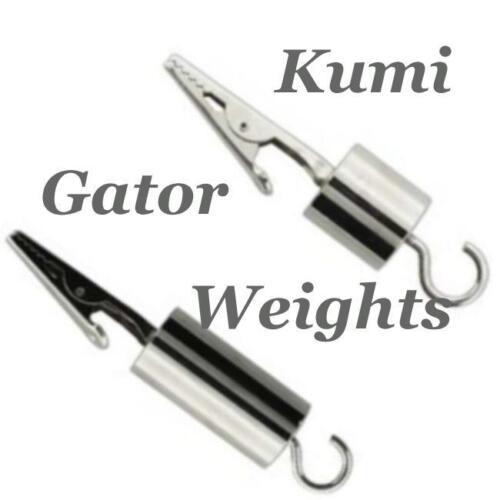 Beadsmith Kumihimo Gator Weight Kumi-Weights Braiding Weaving Accessories