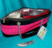 Wild Eye Designs Insulated Wine Tote Ice Bucket Clutch Purse Thermal Lunch Bag