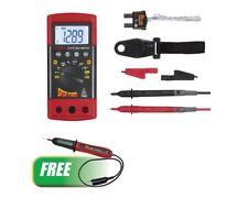 Power Probe Dmmpack Hybrid Safe Cat Iv 600v Digital Multimeter Withfree Dc Voltage