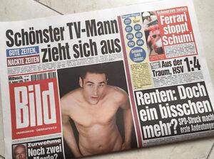Bildzeitung-vom-25-08-1999-18-19-20-Geburtstag-Geschenk-Rainer-Meifert