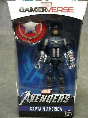 Marvel Legends NEW Avengers Video Game BAF Abomination Captain America