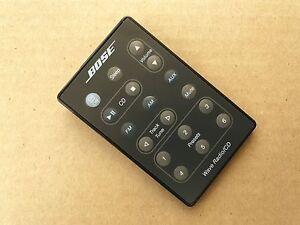 SH-Bose-Wave-Radio-CD-remote-control-for-AWRC-1W-AWRC-1G-AWRC-1P-black-1