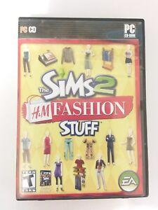 sims 2 h&m fashion stuff review