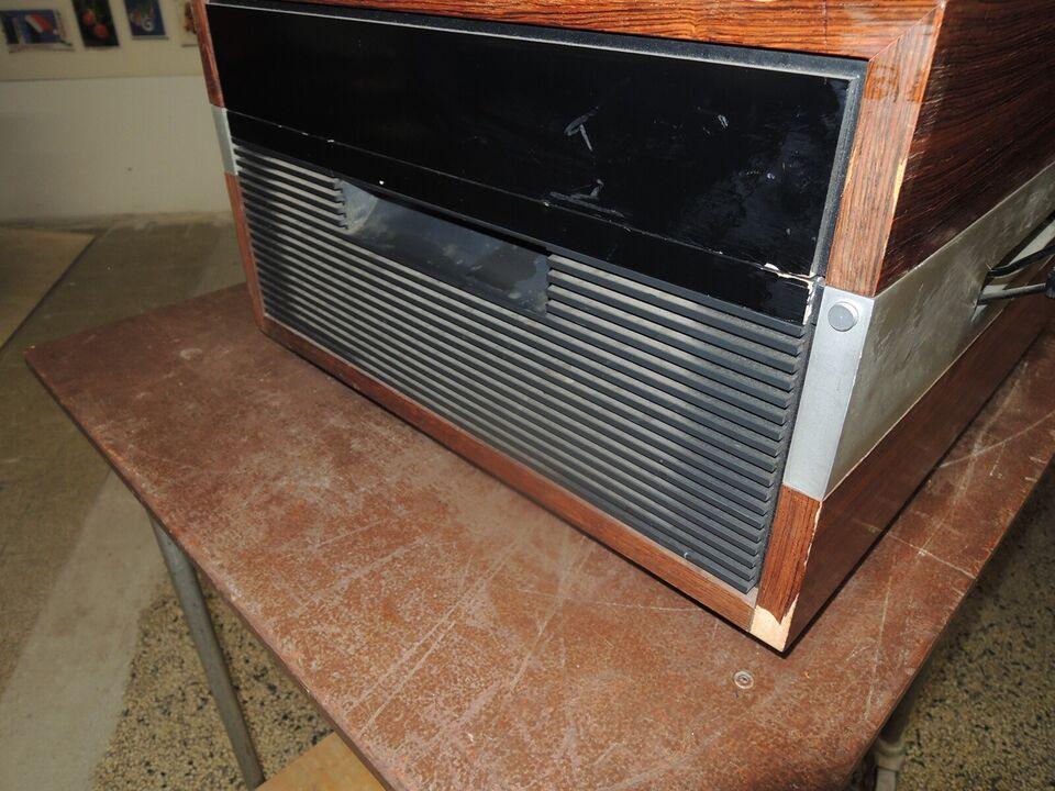 VHS videomaskine, Bang & Olufsen, Beocord4000