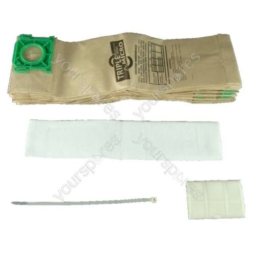 Sebo X5 service kit 10 x sacs aspirateur et filtre kit