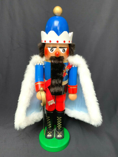 Original Steinbach Volkskunst Nutcracker King Ludwig Ii Ltd Edition Germany Ebay