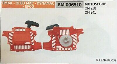 100% Vero Avviamento Completo Brumar Emak - Oleo Mac - Dynamac - Efco Bm006510