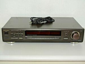 Technics-ST-GT650-High-End-FM-AM-Stereo-Tuner-sehr-gepflegt-2-Jahre-Garantie