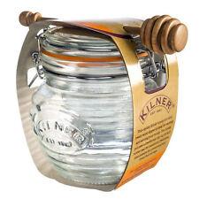 Kilner HONEY POT / VASO 0,4 litri da 400ml Clip Top Storage Ermetica NUOVO da Kilner