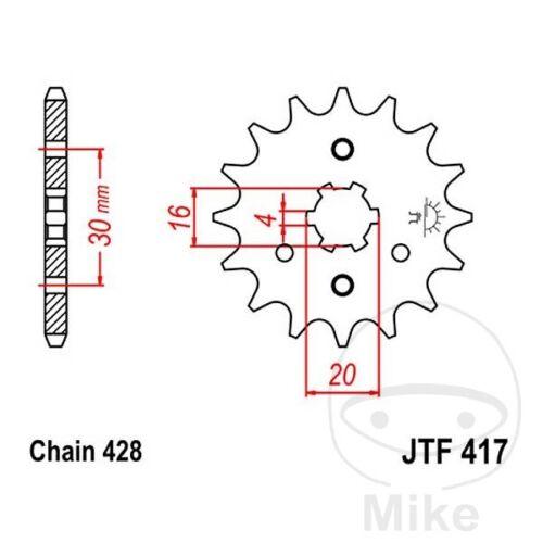 JT Front Sprocket 13T  for Kawasaki Motorcycles
