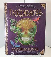 InkDeath Last Of The InkHeart Trilogy Cornelia Funke Hardcover 2008