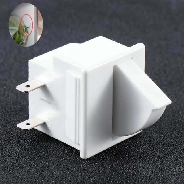 5A 125V Refrigerator Door Lamp Lamp Light Switch Appliance Parts  Fridge  2 Pins